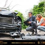 Prometna nesreča s tujcem - Kako je z odškodnino